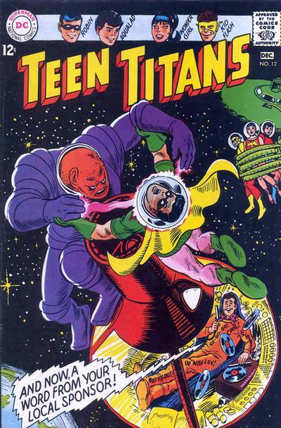Teen Titans Ep 12