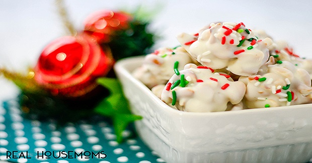 Crock Pot Salty Sweet Candy Recipe