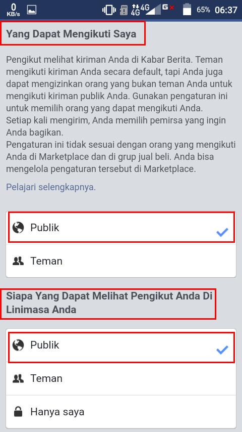 Cara Menampilkan Jumlah Followers Atau Pengikut Akun Facebook Kepoindonesia