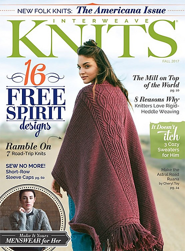 The Knitting Needle And The Damage Done Interweave Knits Fall 2017