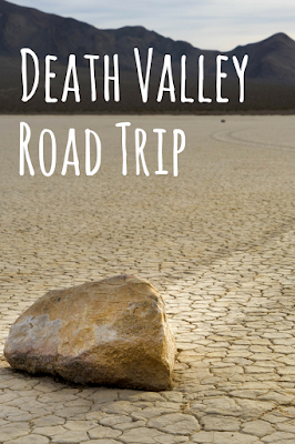 Travel the World: A three-day road trip itinerary of the best things to do in Death Valley.