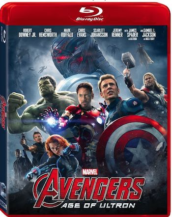Avengers Age of Ultron 2015 Dual Audio Hindi BluRay Download