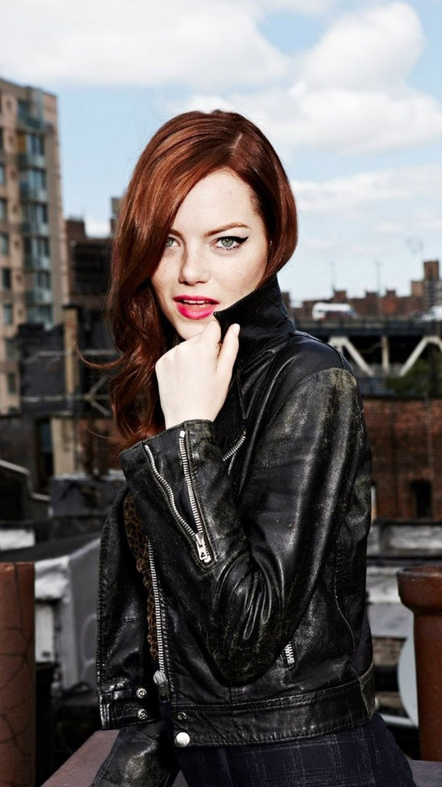 Emma Stone Latest Photo shoot