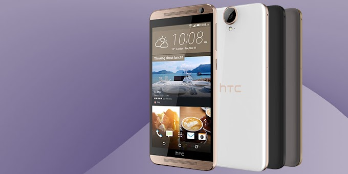 HTC One E9+ officially announced with 5.5 inch Quad HD display and MediaTek processor