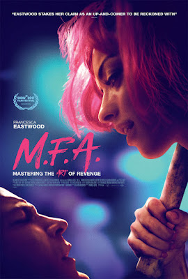 M.F.A. Poster