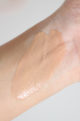 Revlon Colorstay Foundation in Natural Tan 330 Review Swatch