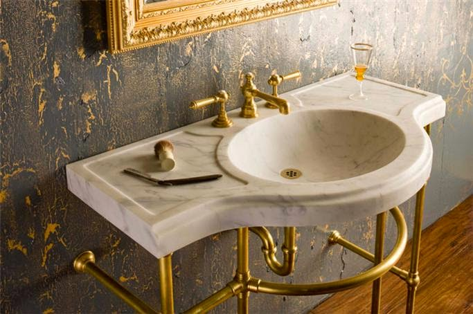 Vignette Design Apothecary Sinks