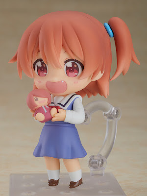"Figuras: Adorable nendoroid de Hinata Hoshino de  ""Wataten!: An Angel Flew Down to Me"""
