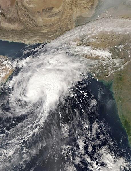 Carbon-Based: India's Gujarat state braces for Cyclone Nilofar