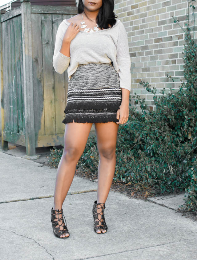 fringe-skirt-tassel-grey-hm