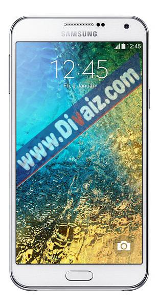 Samsung Galaxy E7 - www.divaizz.com