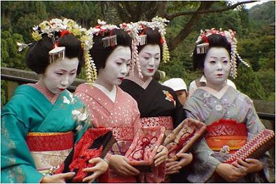 เกอิชา (Geisha)