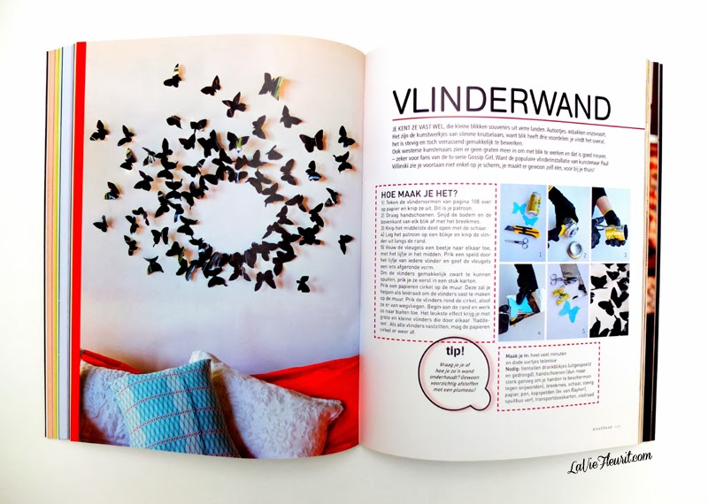 DIY, Doe-het-Zelf, Lifestyle, Interior, Decoration, Fashion, Boek, Lannoo, Maakbaar, Caroline Verbrugghe, Lifestyleblog, Klussen, Project, Blog, LaVieFLeurit.com, Fleur Feijen