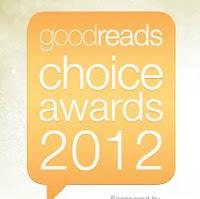 Goodreads Choice Awards 2012 (via www.goodreads,com)