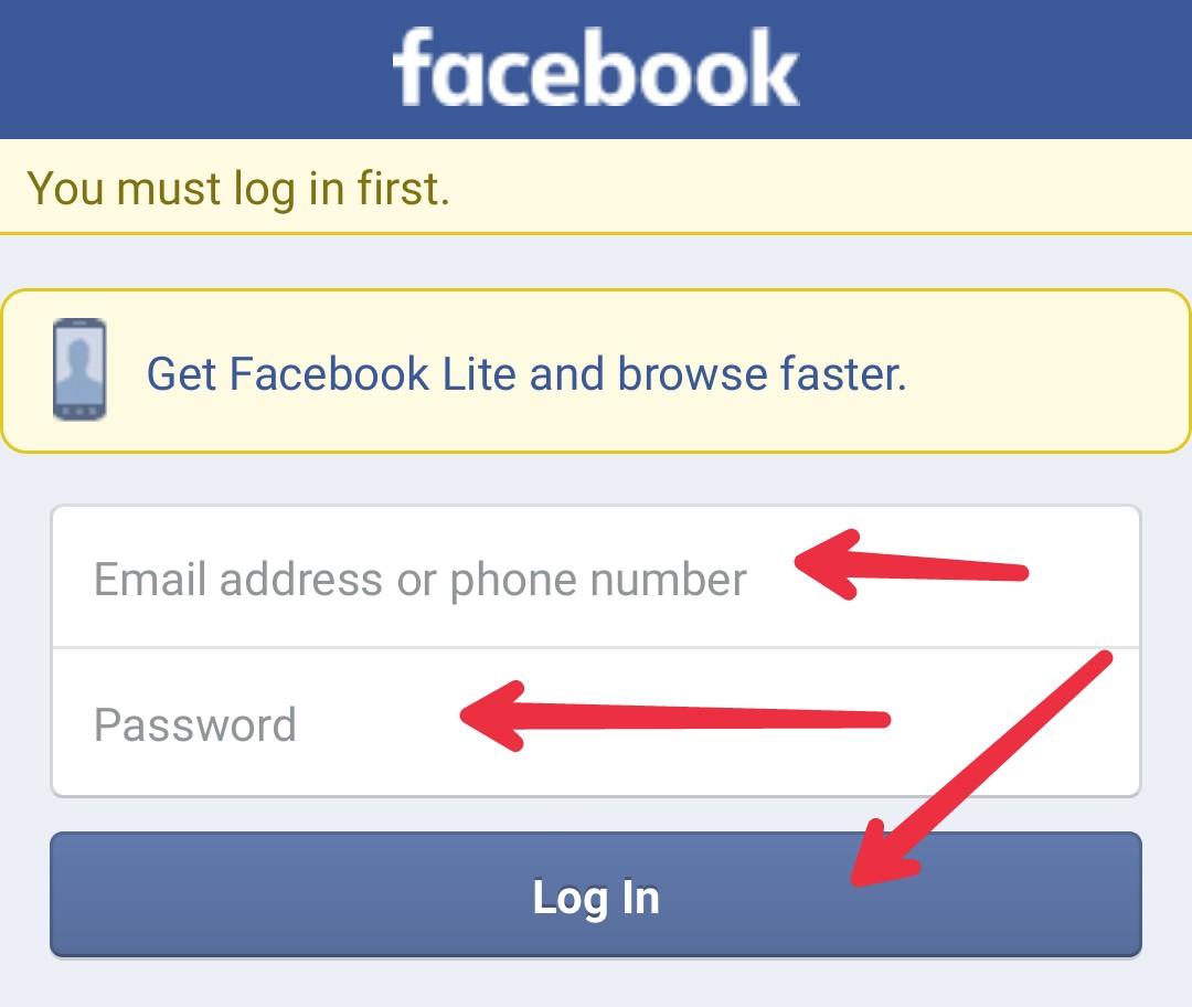 How to delete facebook account from mobile biswajit2 delete facebook account ko open karne ke bath dusra tab open hoga us tabme apko login karna parega login karne ke leye first box me facebook id or dusra ccuart Images