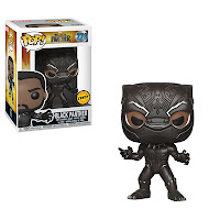 Pop! Marvel: Black Panther - Black Panther CHASE