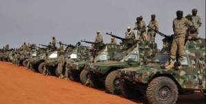 Army  deployed in Benin against  group book haram: 150 Benin Republic troops deploy to fight Boko Haram - PM News