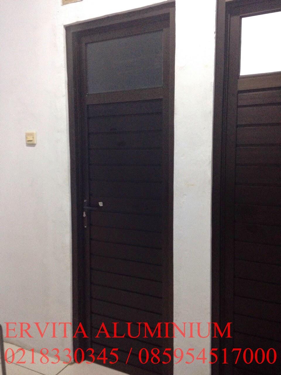 26 Foto Pintu Kamar Mandi Aluminium Baru