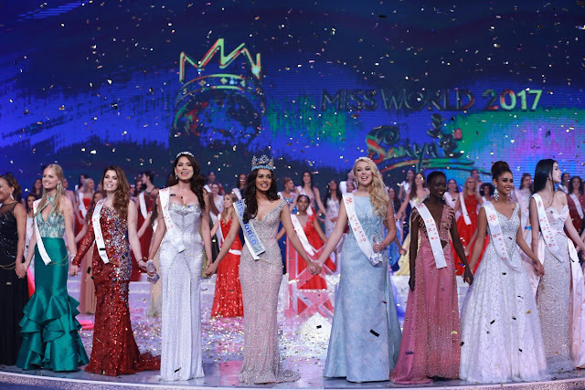 Miss India wins 2017 Miss World pageant (photos)