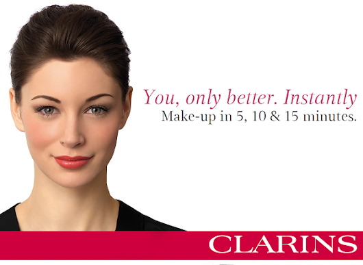 Beauty | Clarins - You, Only Better. Instantly