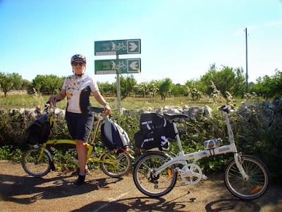 Brompton, Dahon en Alberobello
