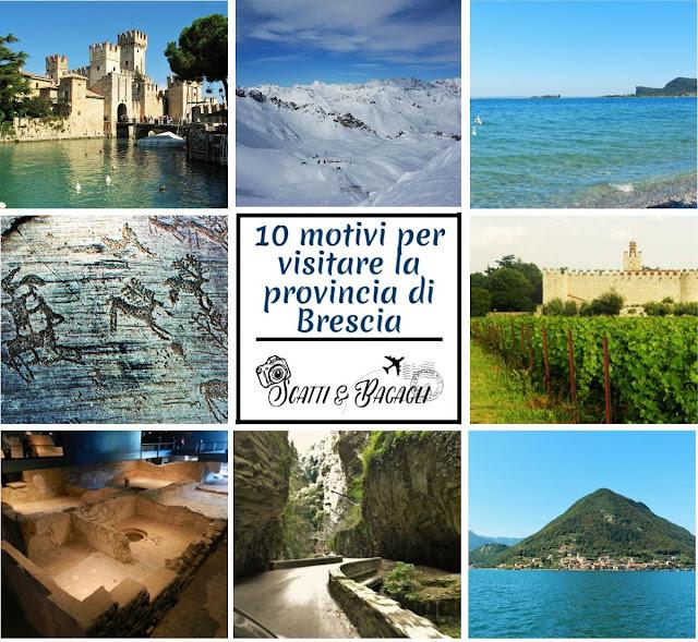 10 motivi per visitare la provincia di Brescia