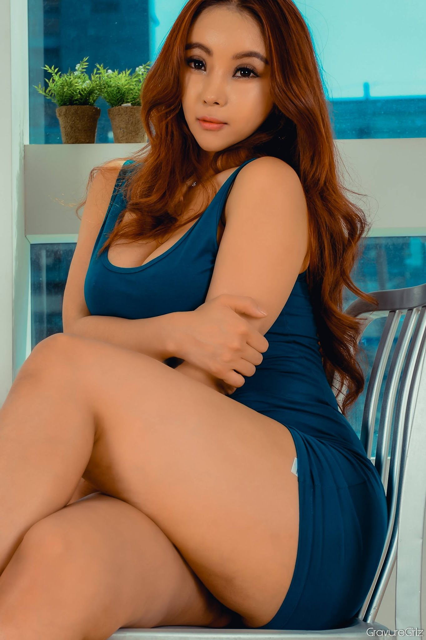 Hyo Rin  Thick Korean Girl Naked  Makemodel Uncensored -7180