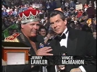 WWF / WWE - IN YOUR HOUSE 7 - GOOD FRIENDS BETTER ENEMIES - Jerry Lawler and Vince McMahon were our commentators for tonight's show