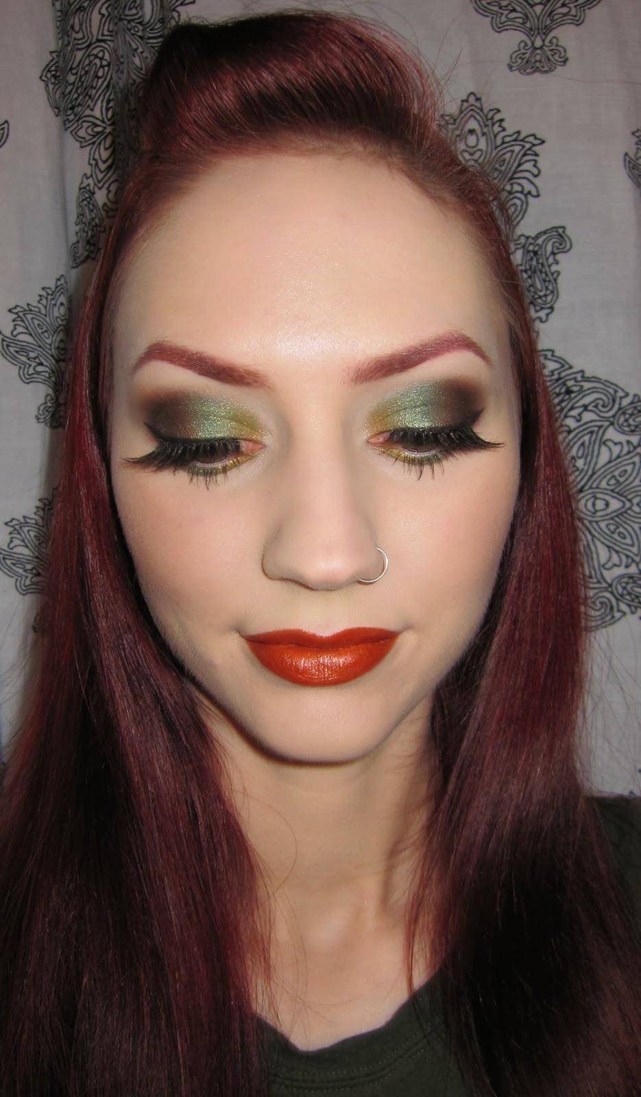 Metamorphosis makeup
