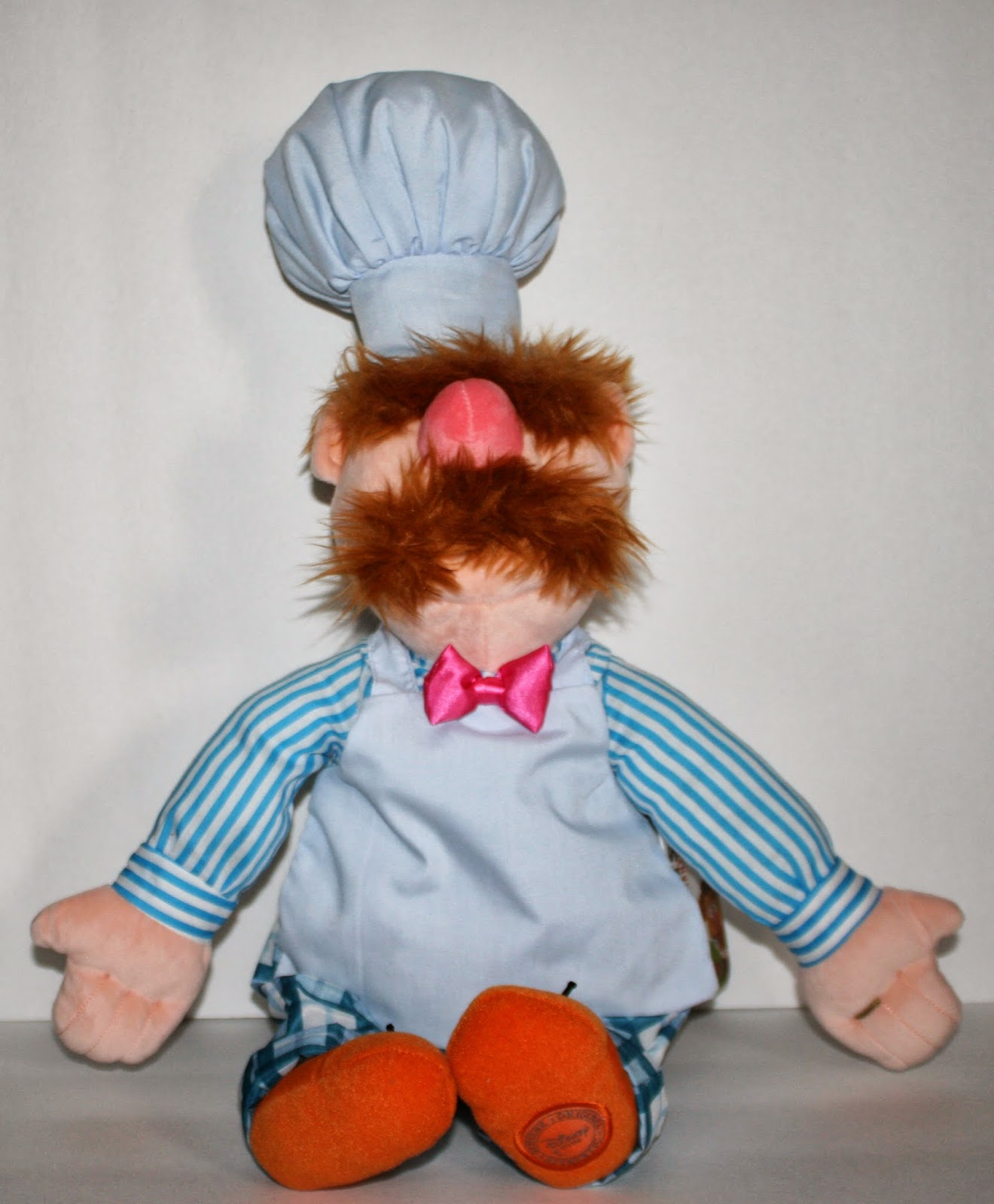 Top 50 Muppets Loc 80: PLANET OF THE DOLLS: Doll-A-Day 80: The Swedish Chef