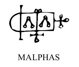 Sigil Malphas