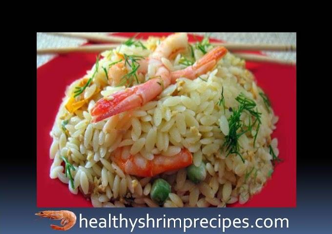 Easy and tasty shrimp orzo recipe