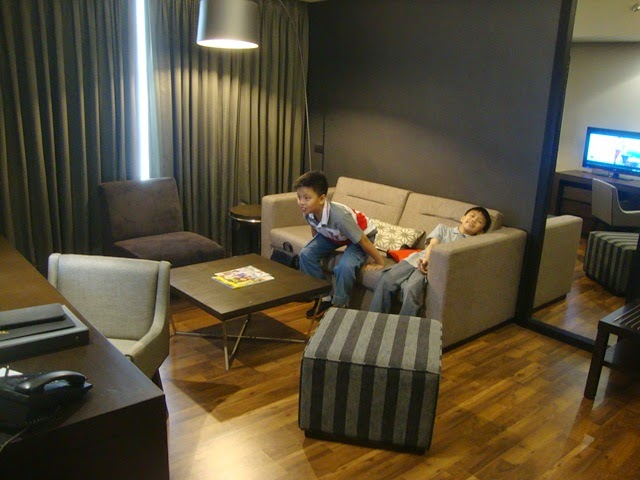 F1 HOTEL MANILA, FORT SUITE, FAMILY STAYCATION