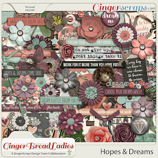 Hopes & Dreams by GingerBread Ladies