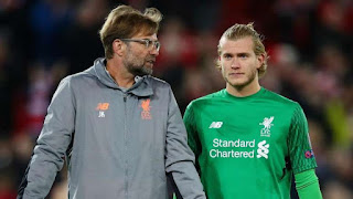 klopp Is Sure Of Future Success For 'Amazing' Loris Karius