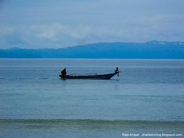 Wisata bahari Raja Ampat, Indonesia