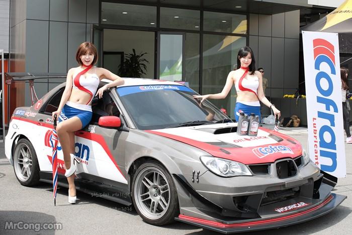 Người đẹp Ryu Ji Hye tại sự kiện CJ Super Race, Round 1 (35 ảnh)