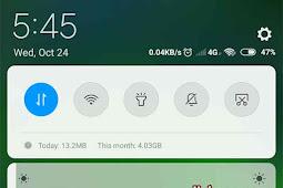 Cara Memunculkan Tombol Navigasi Xiaomi yang Hilang
