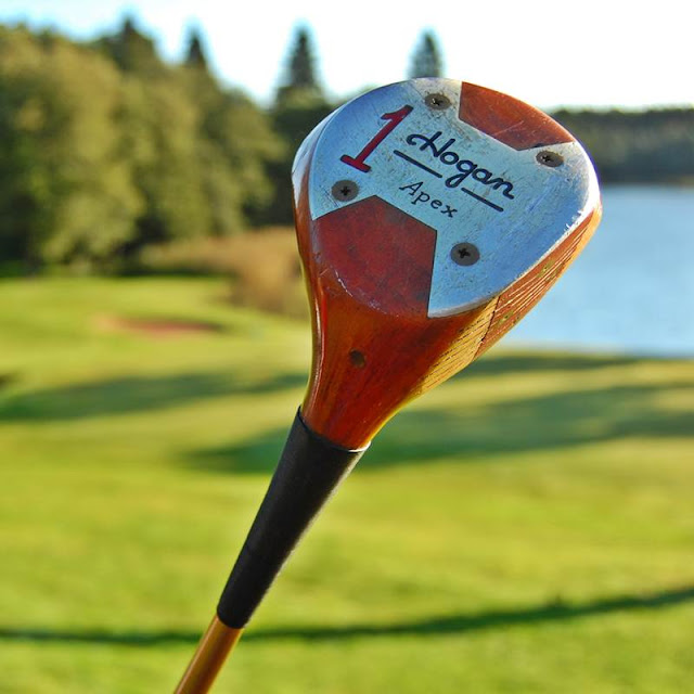 greppa om golfklubbor själv