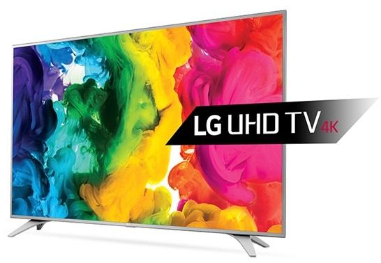[Análisis] LG UHD TV 55UH650V, el 4K ya no tiene límites