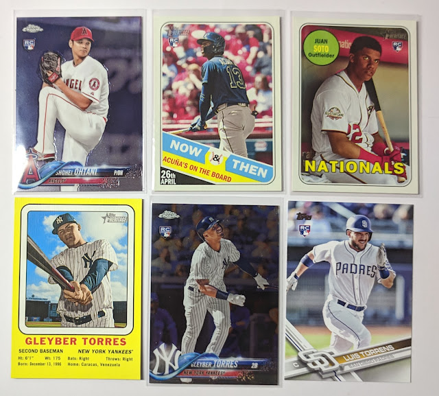 Baseball Card Breakdown Card Show Bonus Box From Rod
