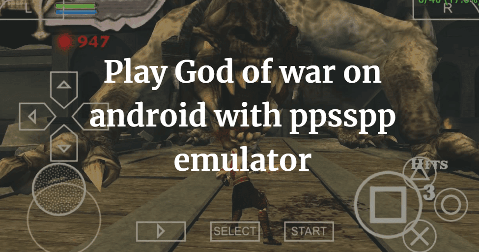 Download God of War 2 ppsspp iso on android