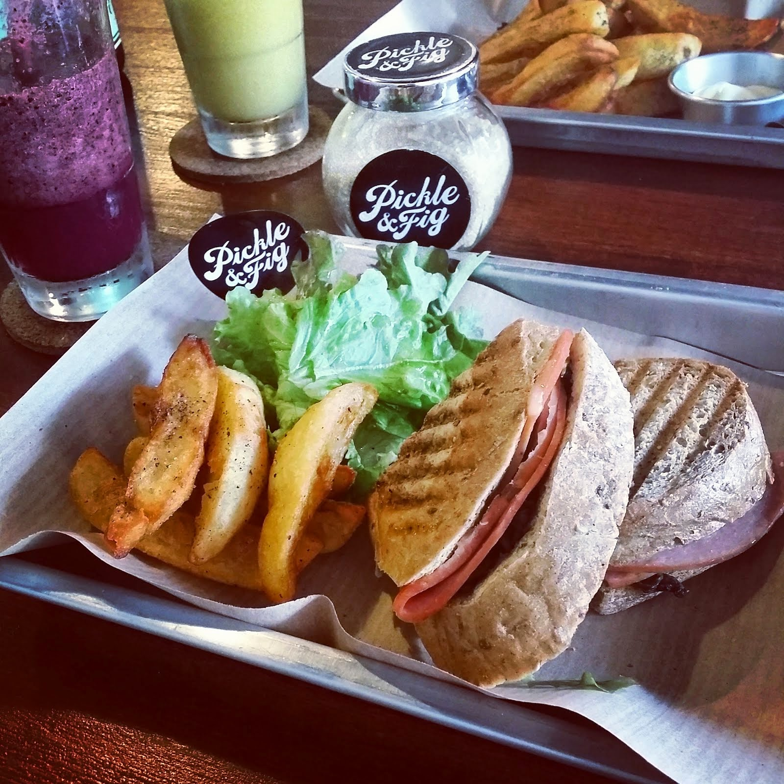 PICKLE AND FIG TTDI HIPSTER CAFE