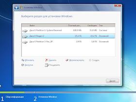 Восстановление загрузчика windows 7 после установки xp