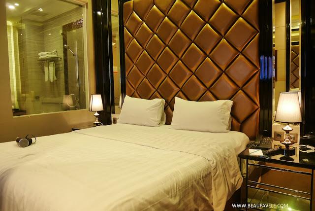 Kamar Executive di Park View Hotel Bandung