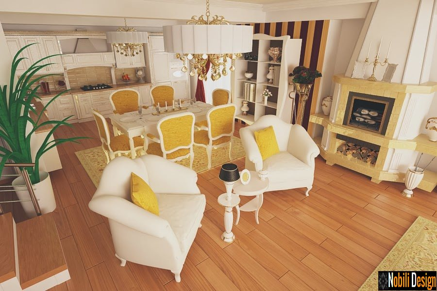 Design interior case clasice Brasov | Amenajari interioare Brasov pret | Arhitect Brasov.