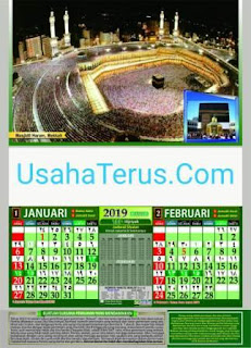 Kalender Islam 2019 Lengkap