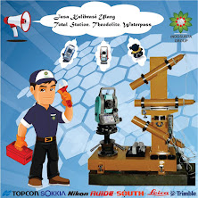 Jasa Kalibrasi Total Station, Digital Theodolite, Waterpass