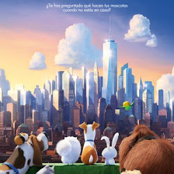 Poster The Secret Life of Pets 2016