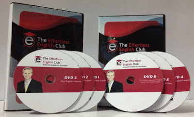 DVD Effortless English
